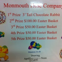 Photo taken at Old Monmouth Candies by BIG D T. on 4/4/2012