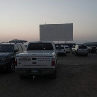 Photo taken at Stars & Stripes Drive-In Theatre by Barry B. on 8/12/2012