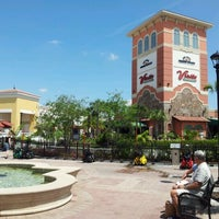 Photo taken at Orlando International Premium Outlets by Joseph T. on 4/1/2012