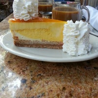 Photo taken at Cheesecake Factory by Becca P. on 8/19/2012