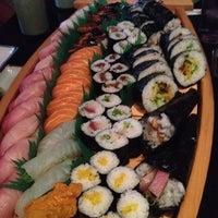 Photo taken at Fuki Sushi by Mark K. on 5/17/2012