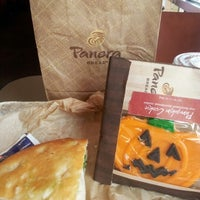 Photo taken at Panera Bread by Lala O. on 9/12/2012