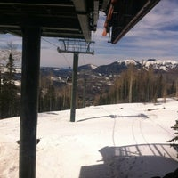 Photo taken at Station St. Sophia 10,540ft by Jeremy W. on 3/24/2012