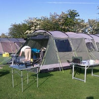 Photo taken at Dunstan Hill Camping and Caravanning Club SIte by Hazel H. on 6/1/2012