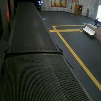 Photo taken at MetrôRio - Estação Uruguaiana by Felipe G. on 8/15/2012