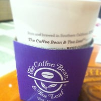 Photo taken at The Coffee Bean & Tea Leaf by Billy C. on 3/27/2012