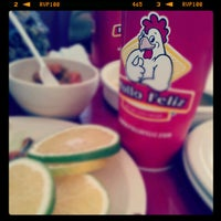 Photo taken at Pollo Feliz by Federico P. on 7/29/2012