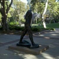Photo taken at UCLA Franklin D. Murphy Sculpture Garden by Curtis R. on 6/7/2012