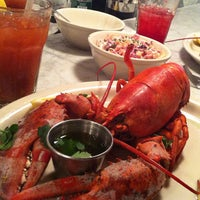 Photo taken at Ed's Lobster Bar by J D. on 3/3/2012