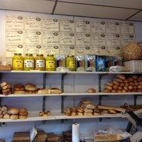 Photo taken at Parisi Bakery Delicatessen by leon s. on 4/23/2012