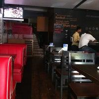 Photo taken at Sports Bar Express by Karan C. on 6/30/2012