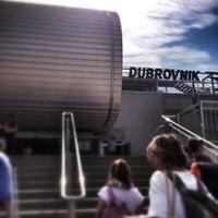 Photo taken at Dubrovnik Airport (DBV) by Kayoko O. on 9/3/2012