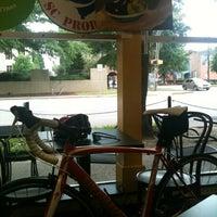 Photo taken at Carolina Cafe by Trey M. on 5/4/2012