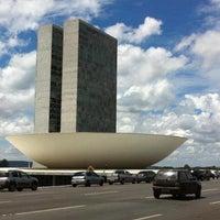 Photo taken at Esplanada dos Ministérios by Monique M. on 8/25/2012