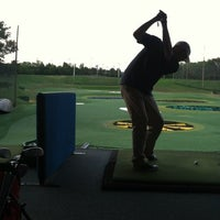 Photo taken at Topgolf by Chase on 7/30/2012