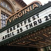 Photo taken at Virginia Theatre by Jamie on 4/28/2012