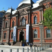 Photo taken at Renwick Gallery by Nik K. on 4/9/2012