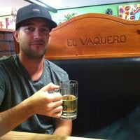 Photo taken at El Vaquero by Cassie E. on 9/1/2012