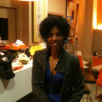 Photo taken at Twist caffe by Maribel R. on 5/5/2012