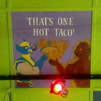 Photo taken at Tijuana Flats by Kelley P. on 7/28/2012