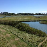 Photo taken at Belle Isle Marsh by R Lukas R. on 8/29/2012