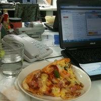 Photo taken at Ensign Media Co.,Ltd by Arada V. on 2/27/2012