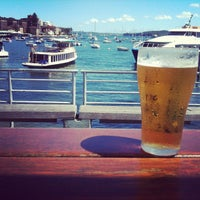 Photo taken at Manly Wharf Bar by Kit M. on 2/4/2012
