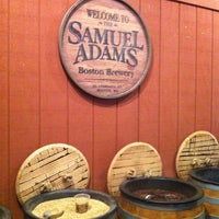 Photo taken at Samuel Adams Brewery by JAMES S. on 6/14/2012