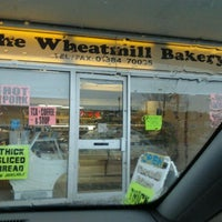 Photo taken at Wheatmill Bakery by Gez B. on 4/25/2012