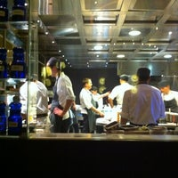 Photo taken at Dinner by Heston Blumenthal by Sherie S. on 7/23/2012