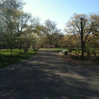 Photo taken at McCarren Park by CW on 4/7/2012