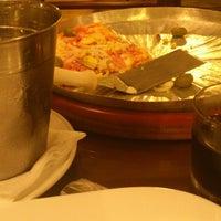 Photo taken at Varanda - Restaurante e Pizzaria by Jadson S. on 7/30/2012