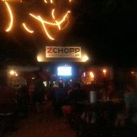 Photo taken at ZChopp by Tiago Elias C. on 2/26/2012