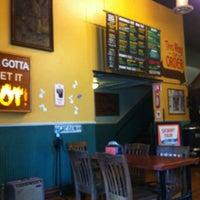 Photo taken at Potbelly Sandwich Shop by Steve M. on 3/12/2012