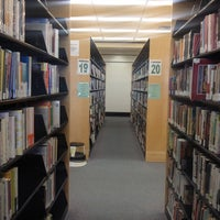 Photo taken at Sahara West Library by Sunshine D. on 8/17/2012