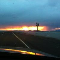 Photo taken at Metaphor: The Tree Of Utah by Trevor N. on 8/31/2012