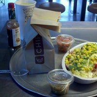 Photo taken at Chipotle Mexican Grill by Erkan C. on 6/21/2012