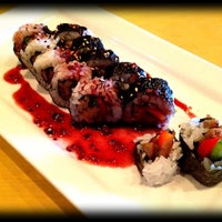 Photo taken at Nori Modern Noodle and Sushi by Corey O. on 3/27/2012