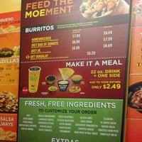 Photo taken at Moe's Southwest Grill by Noelle M. on 8/17/2012