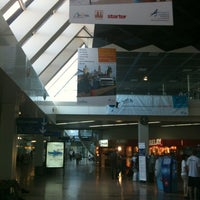 Photo taken at Aéroport Strasbourg-Entzheim (SXB) by Jacques S. on 6/22/2012