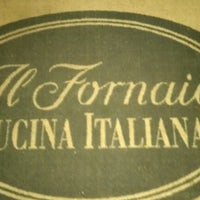 Photo taken at Il Fornaio Restaurant by Corrie T. on 6/11/2012