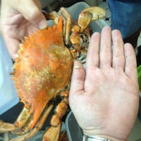 Photo taken at The Crab Depot by Tommy B. on 6/15/2012