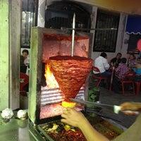 Photo taken at Tacos Palomo by Ricardo S. on 4/30/2012
