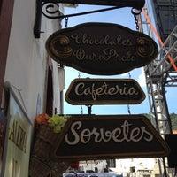 Photo taken at Chocolates Ouro Preto by Natália L. on 4/20/2012