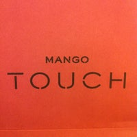 Photo taken at Mango Touch by Pin K. on 4/27/2012