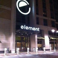 Photo taken at Element Omaha Midtown Crossing by Brad L. on 8/5/2012