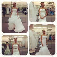Photo taken at David's Bridal by Shameka J. on 7/25/2012