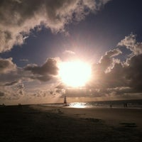 Photo taken at Marriott's Barony Beach Club by Sally S. on 7/13/2012