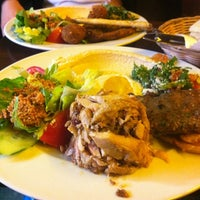 Photo taken at Falafel in Berlin by Kalam A. on 8/9/2012