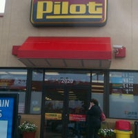 "Photo taken at Pilot Travel Center by WILFREDO ""WILO"" R. on 7/22/2012"